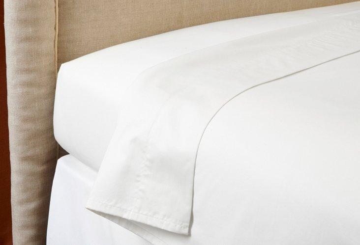Flat Sheet, Natural White