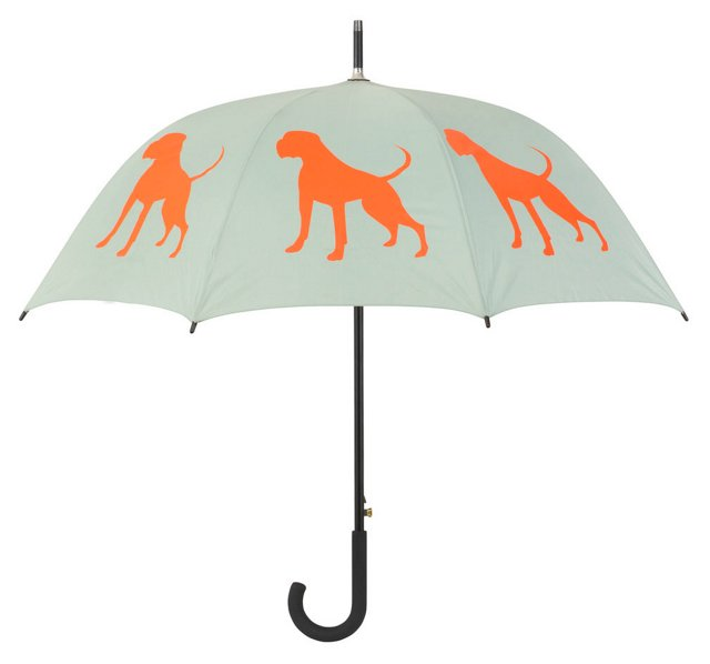 Walking Stick Umbrella, Boxer