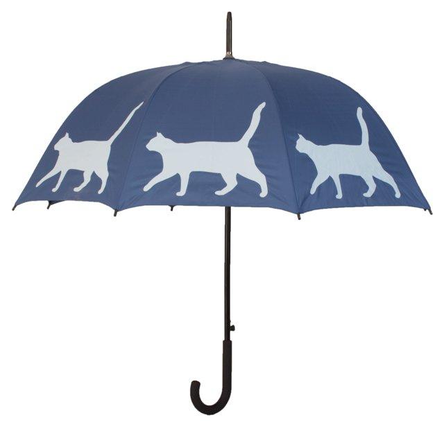 Walking Stick Umbrella, Cat