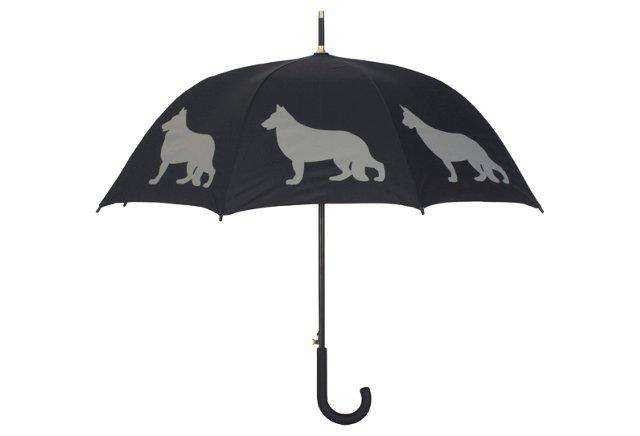 Cane Umbrella, German Shepherd