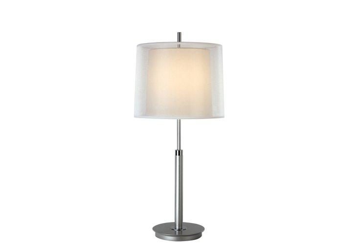 Nimbus Table Lamp, Chrome