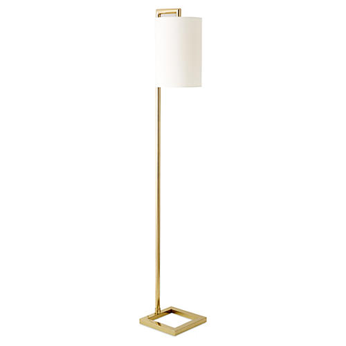 Everly Floor Lamp, Gold