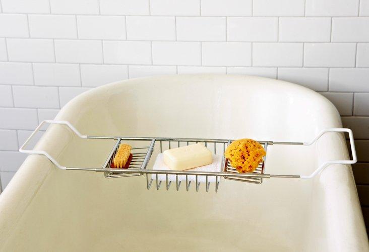 Standard Bath Caddy, Chrome