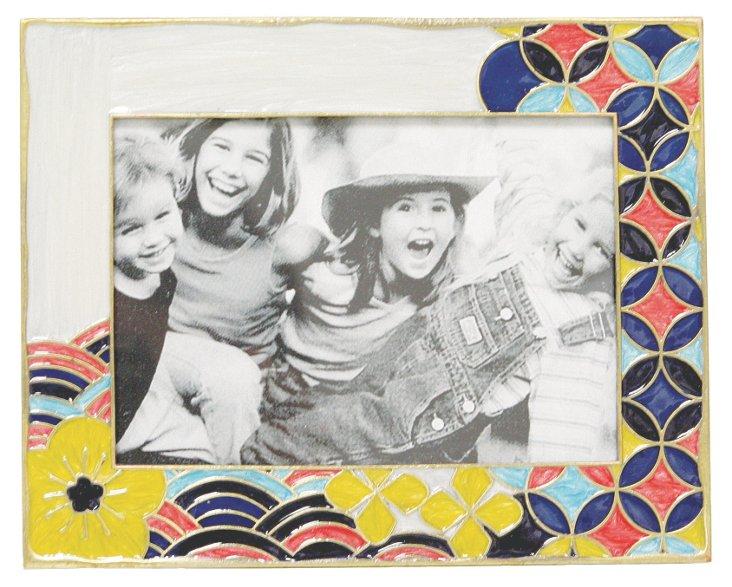 4x6 Rect. Kaleidoscope Frame