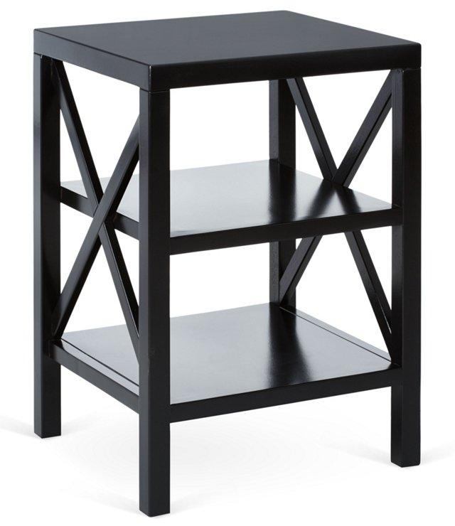 Benson Side Table, Black