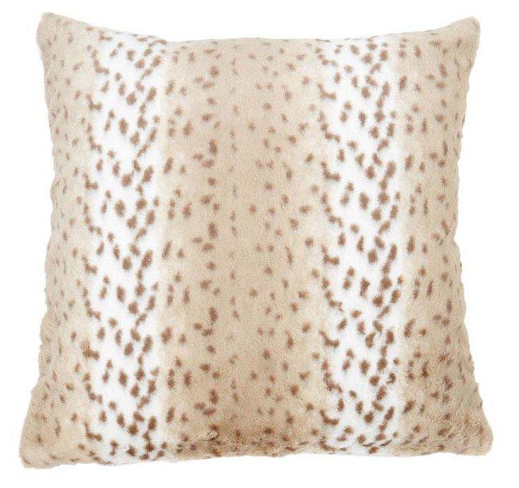 Leopard 20x20 Pillow, Multi