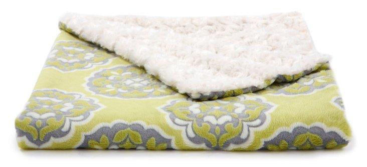 Annabella Baby Blanket, Sage