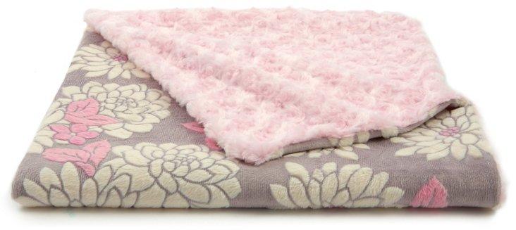 Ilona Baby Blanket, Pink