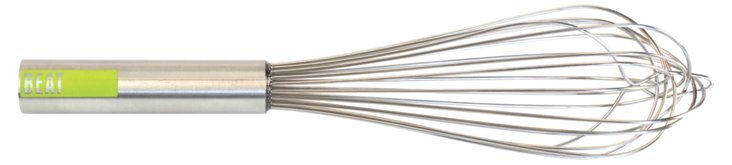 """S/2 Small """"Beat"""" Whisks, Silver"""