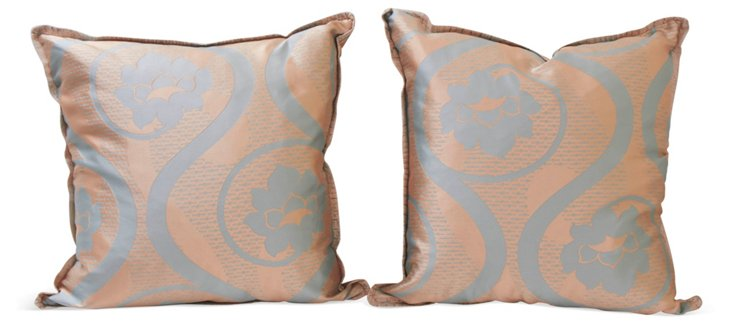 Christian Siriano Pillows, Pair I