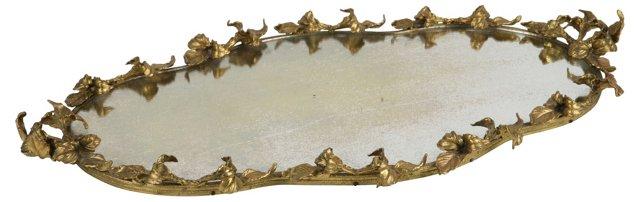 Art Nouveau Vanity Tray