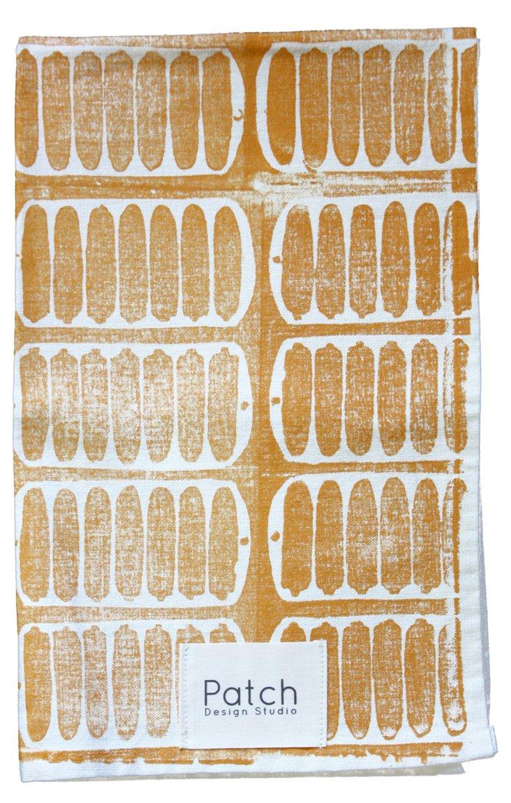 Cornbread Dish Towel