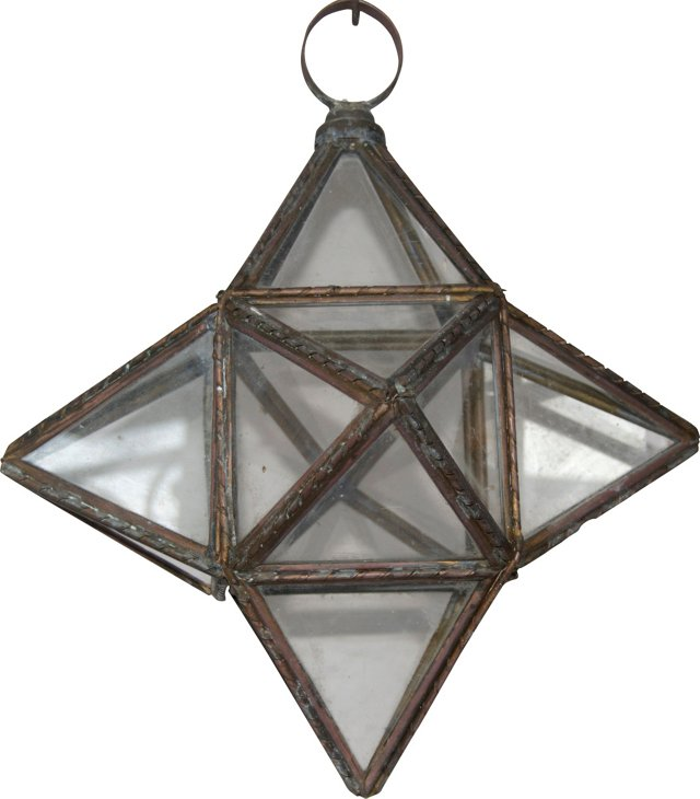 Star Pendant Light
