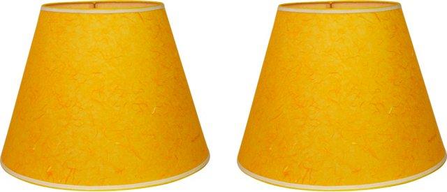 Orange Shades, Pair