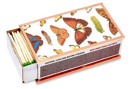 Matchbox, Butterfly
