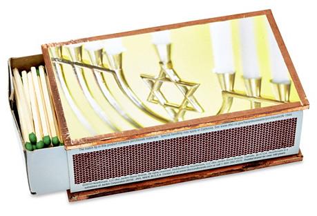 Match Box, Hanukkah