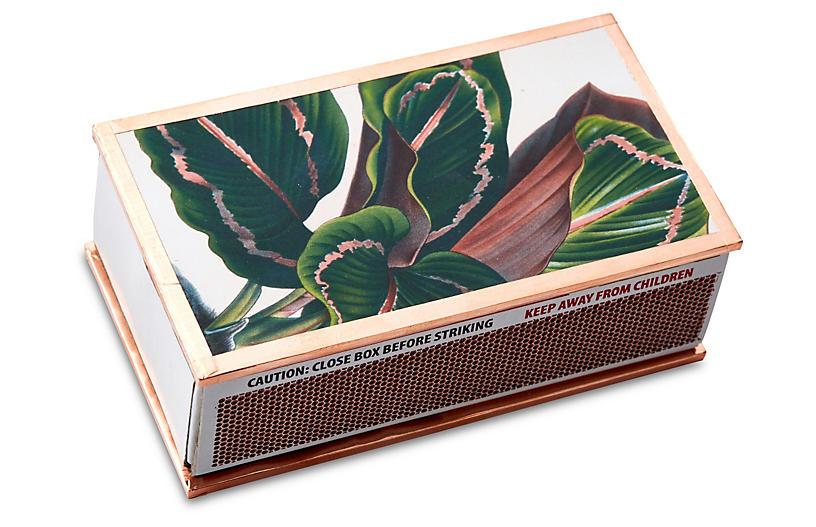 Foliage Matchbox
