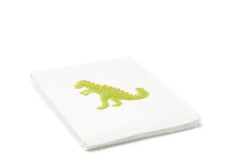 S/2 Dino Roar Hand Towels