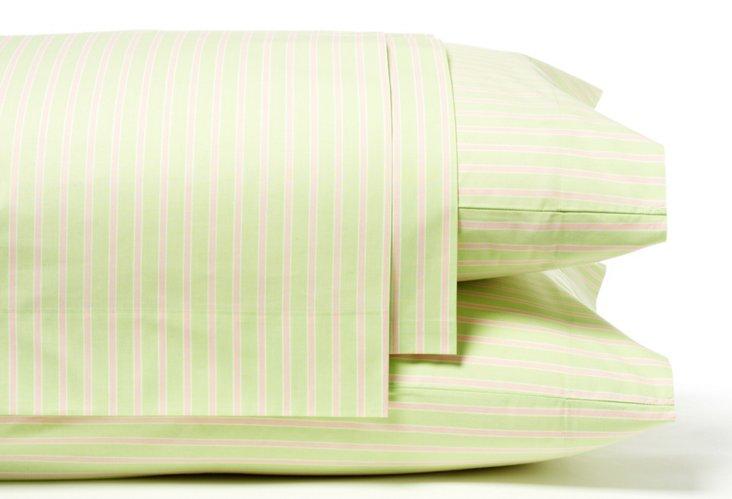 Full Candy Land Stripe Sheet Sets
