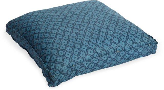 Lisa Fine Textiles Dog Mattress, Iznik