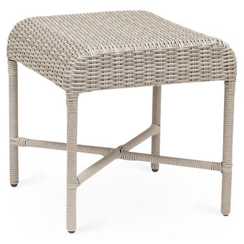 Manahattan Side Table, French Gray