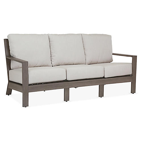 Laguna Sofa, Canvas Sunbrella