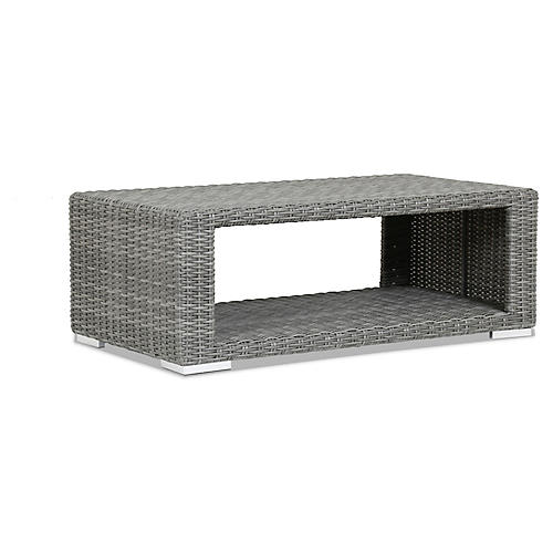 Emerald II Coffee Table, Greige
