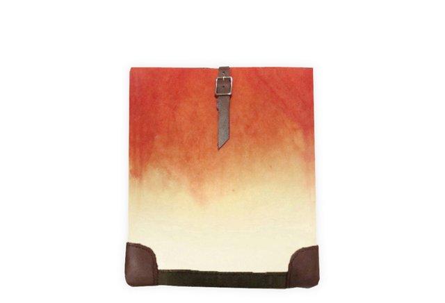 iPad Case, Tequila Dip Dye