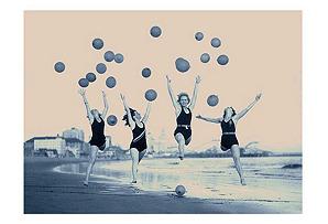 Philip Gendreau, Beach Balloons