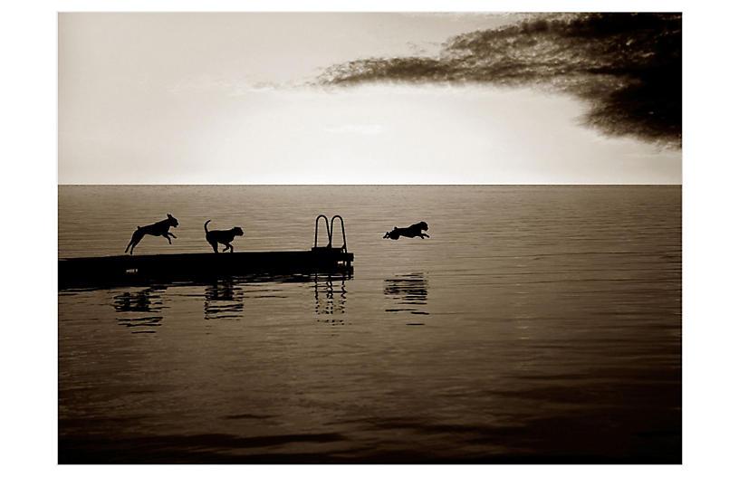 Andreas Kindler - Geronimo! - William Stafford Art