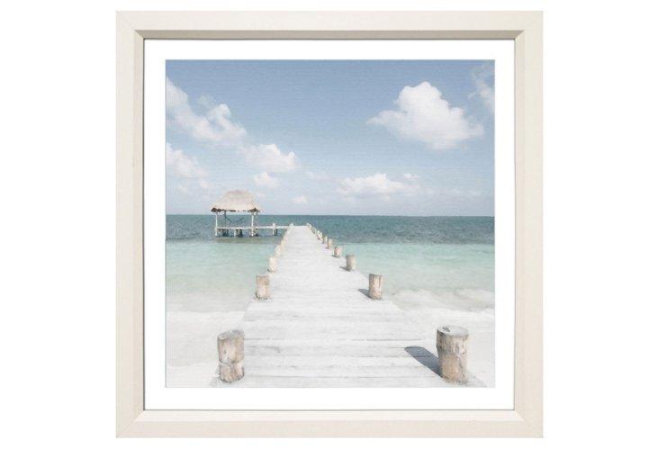 Malcolm Sanders, Antigua Beach