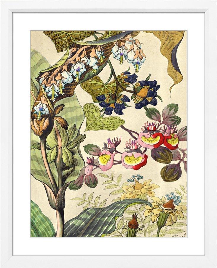 Japanese Fantasy Flower II