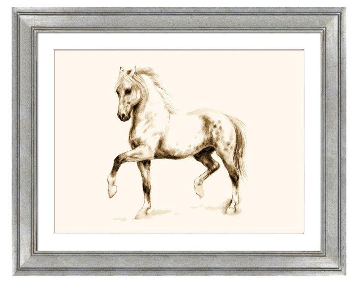 Meridith Martens, Horse II