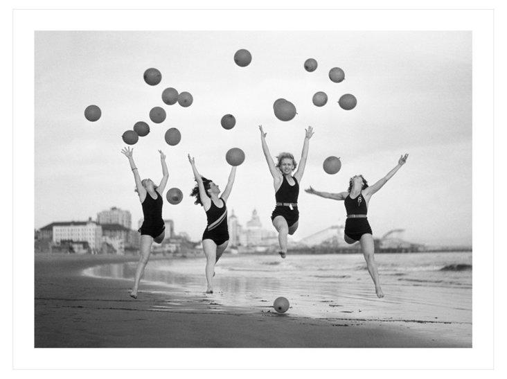 Philip Gendreau, Balloon Dancers