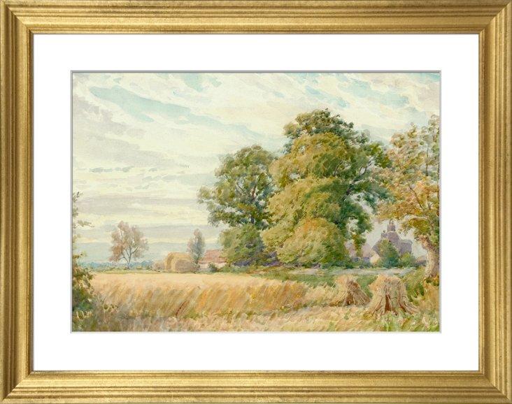 Dorset Watercolor II