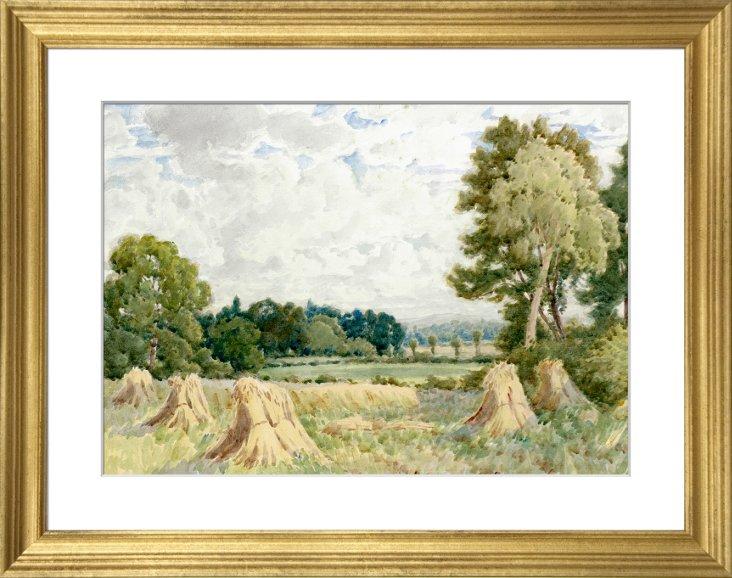Dorset Watercolor III
