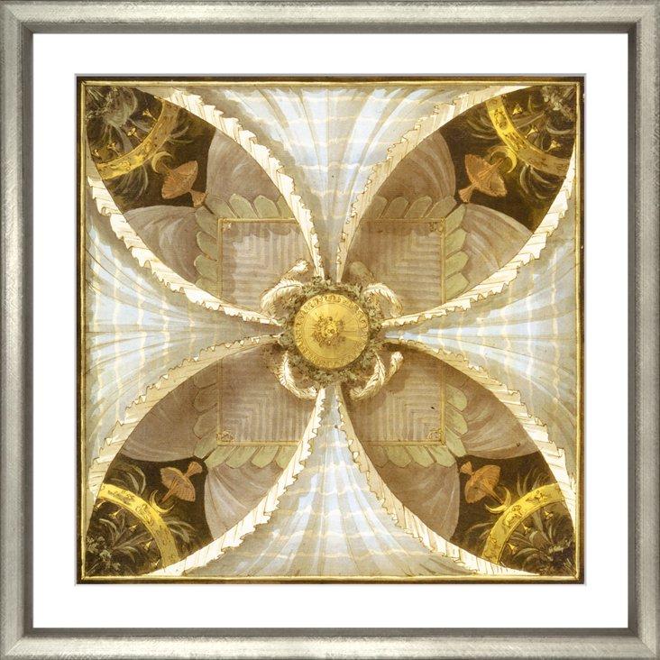 Antonio Basoli, Ceiling I