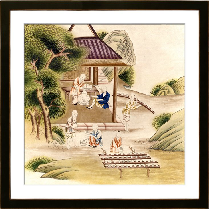Chinese Scene I