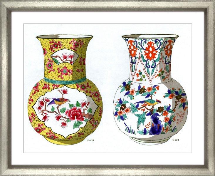 Fourmaintraux Vases II