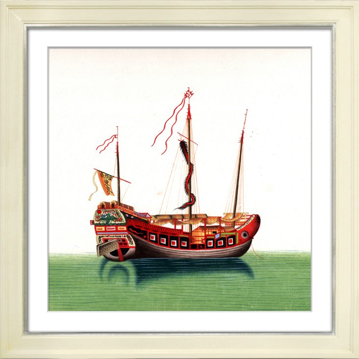 Chinese Ship II