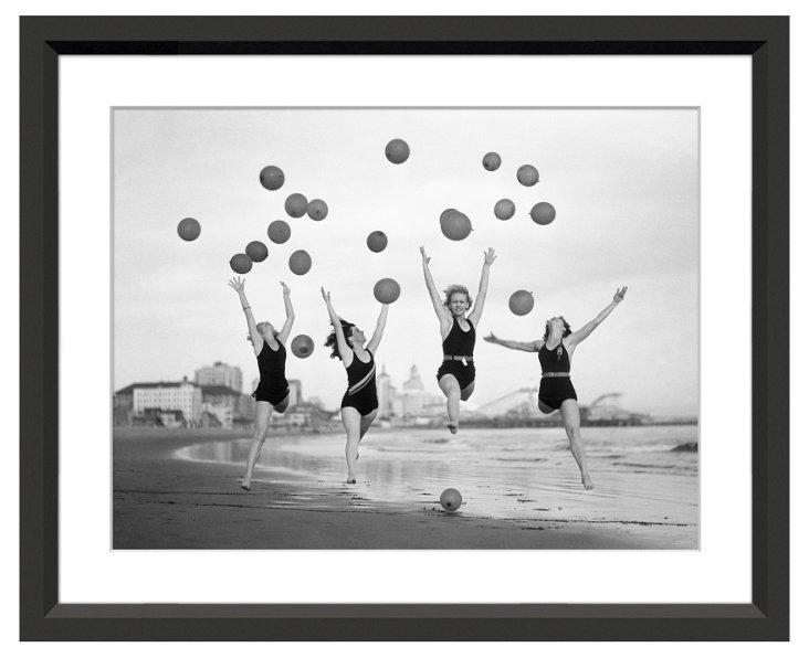 Balloon Dancers