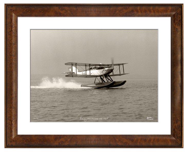 Frank Beken, Fairey Floatplane 1927