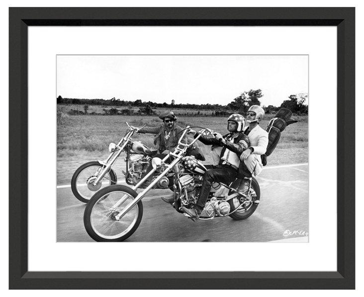 John Springer, Easy Rider