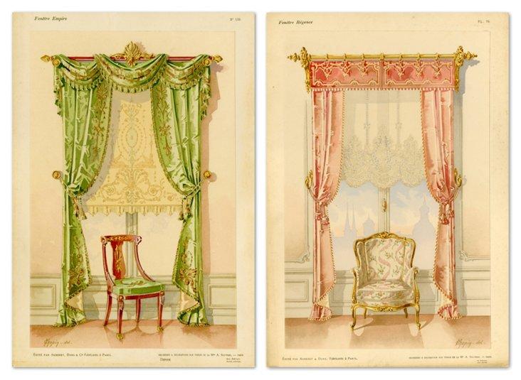Aubernet Furniture Diptych