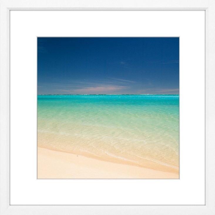 Tropical Seascape IV
