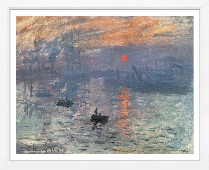 Monet, Riverscape