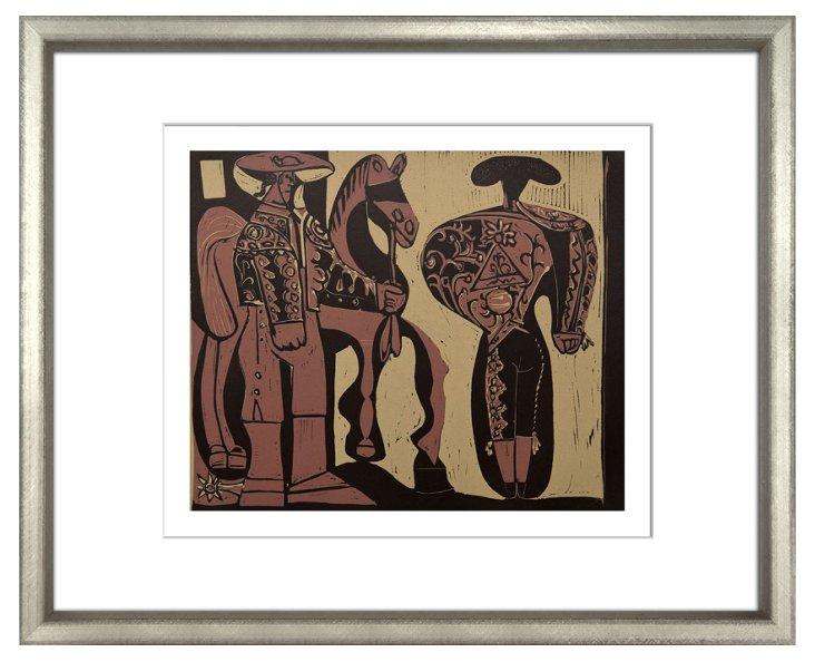 Picasso, Picador et Torero