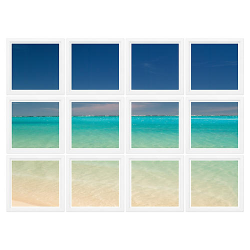 Seascape, Set of 12