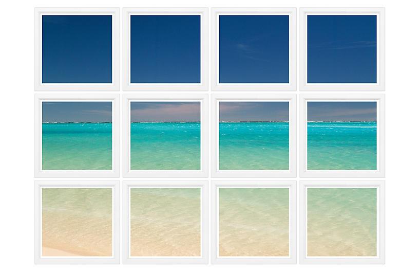 Seascape - Set of 12 - William Stafford Art