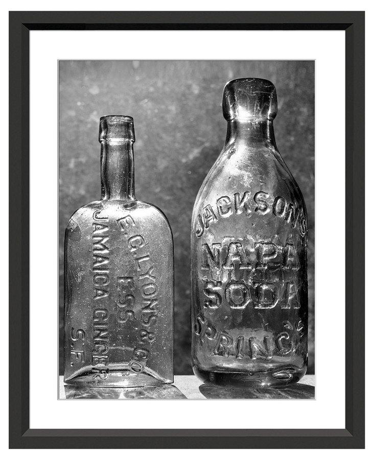 Vintage Bottles I